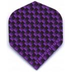 Imperious Std 006 Purple Ruthless Darts Flight 100micron - Flight