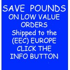 AAA SHIPPING DISCOUNT ON ORDERS BOUGHT IN THE EEC LESS THAN �36 IN VALUE-DOES NOT INCLUDE DARTBOARD PURCHASES - Flight