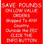 AAA SHIPPING DISCOUNT ON ORDERS BOUGHT FROM OUTSIDE THE EEC LESS THAN �36 IN VALUE-DOES NOT APPLY TO DARTBOARD PURCHASES - Flight