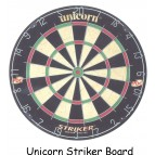 Unicorn (79383) Striker Dartboard - Accessory