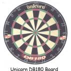 Unicorn (79432)  DB 180 Dartboard - Accessory