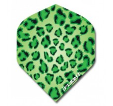 100 sets LOOSE Ruthless Green Leopard INV-052