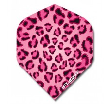 100 sets LOOSE Ruthles Pink Leopard INV-053