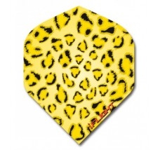 100 sets LOOSE Ruthless Yellow Leopard INV-055