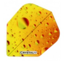 100 sets LOOSE R4X-Crystal-Yellow-CRY-010