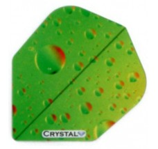 100 sets LOOSE R4X-Crystal-Green-CRY-004