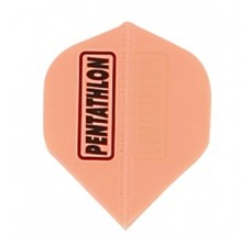 100 sets Fluro Orange Standard Pentathlon LOOSE 2008