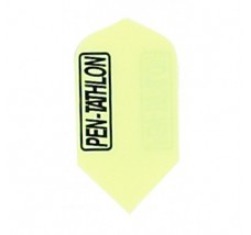 100 sets Fluro Yellow Slim Pentathlon LOOSE 2206