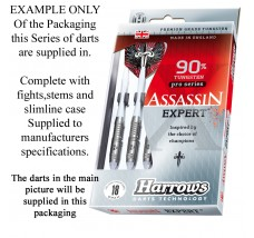 Harrows Soft Tip 90% Assassin EXPERT AX 4-18g