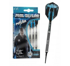 NEW Phil Taylor Power 8Zero Soft 18g 200240