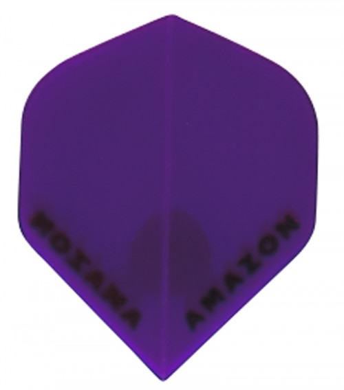Amazon Transparent Std Purple